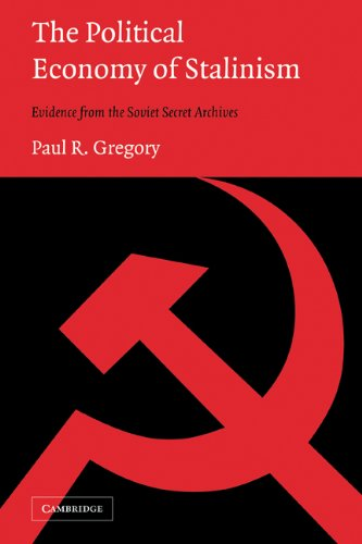 Political Economy of Stalinism Evidence from the Soviet Secret Archives  2003 edition cover