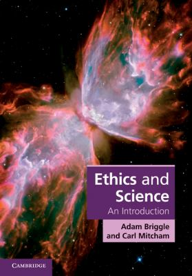 Ethics and Science An Introduction  2012 edition cover