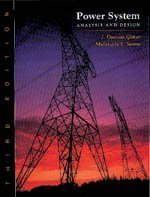 Power System Analysis and Design  3rd 2002 (Revised) edition cover