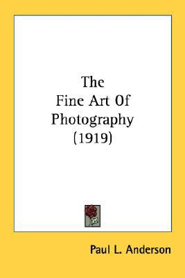 Fine Art of Photography N/A 9780548657676 Front Cover