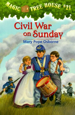 Civil War on Sunday   2000 edition cover