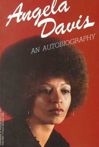 Angela Davis An Autobiography Reprint edition cover
