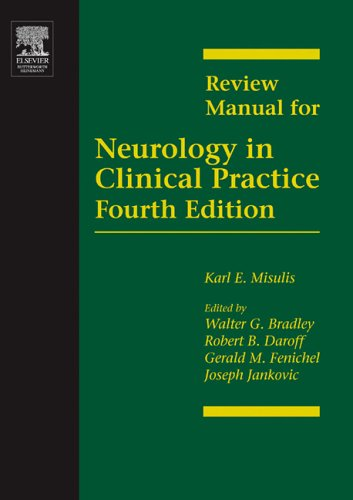 Review Manual for Neurology in Clinical Practice  4th 2004 (Revised) 9780750674676 Front Cover