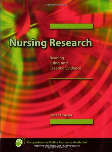 Nursing Research Reading, Using, and Creating Evidence  2008 edition cover