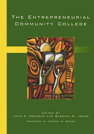 Entrepreneurial Community College   2005 edition cover