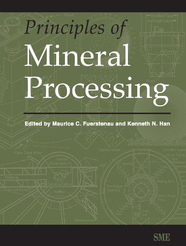 Principles of Mineral Processing   2003 edition cover
