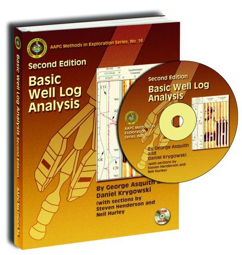 Basic Well Log Analysis for Geologists 2nd 2004 edition cover