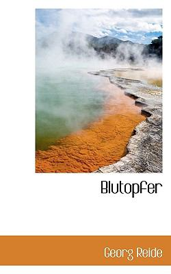 Blutopfer  N/A 9781116284676 Front Cover