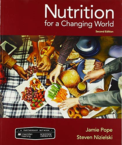 Cover art for Scientific American Nutrition for a Changing World, 2nd Edition