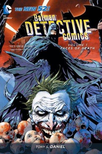 Batman: Detective Comics Vol. 1: Faces of Death (the New 52)   2012 9781401234676 Front Cover