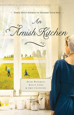 Amish Kitchen   2012 9781401685676 Front Cover