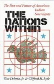 The Nations Within: The Past and Future of American Indian Sovereignty  2008 edition cover