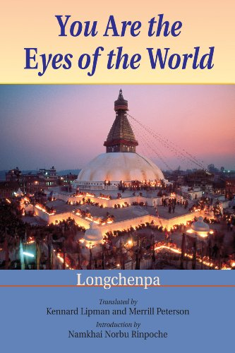 You Are the Eyes of the World  2nd edition cover