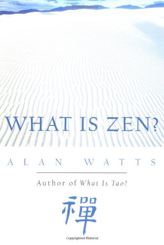 What Is Zen?   2000 edition cover