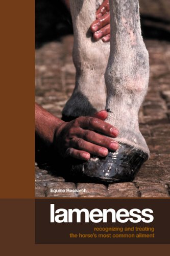 Lameness Recognizing and Treating the Horse's Most Common Ailment  2005 edition cover