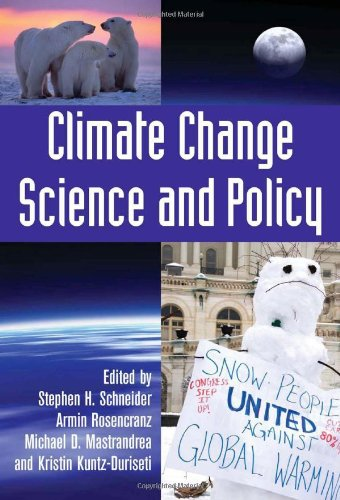 Climate Change Science and Policy  2nd 2010 9781597265676 Front Cover