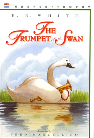 Trumpet of the Swan   2000 edition cover