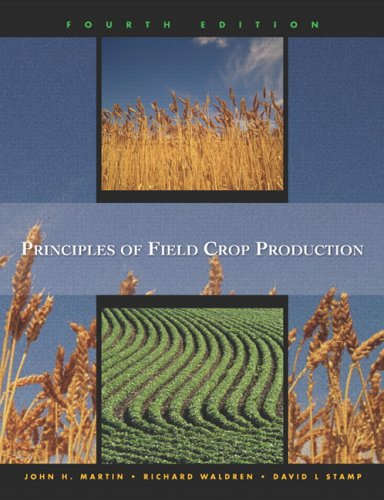 Principles of Field Crop Production  4th 2006 (Revised) edition cover