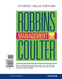 Management: Student Value Edition  2015 edition cover