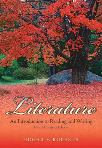 Literature: An Introduction to Reading + Myliteraturelab Student Access  2007 edition cover
