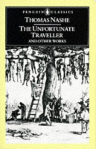 Unfortunate Traveller and Other Works   1972 edition cover
