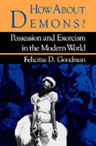 How about Demons? Possession and Exorcism in the Modern World  1988 edition cover