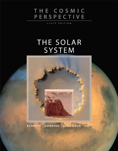 Cosmic Perspective The Solar System 6th 2010 edition cover