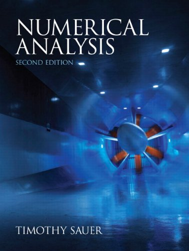 Numerical Analysis  2nd 2012 (Revised) edition cover