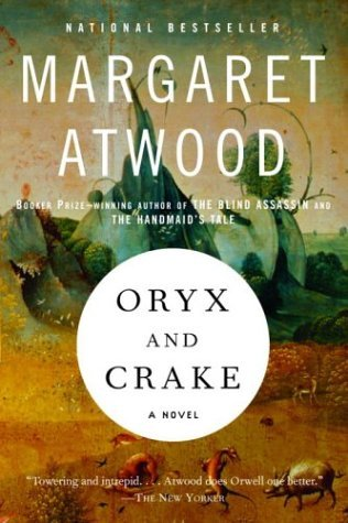 Oryx and Crake  N/A 9780385721677 Front Cover