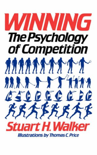 Winning The Psychology of Competition N/A 9780393302677 Front Cover