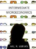 Intermediate Microeconomics A Modern Approach 9th 2014 edition cover