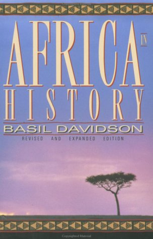 Africa in History   1995 (Revised) edition cover