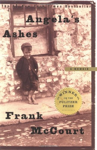 Angela's Ashes A Memoir 20th 1996 9780684842677 Front Cover