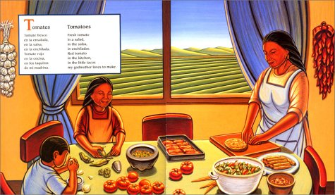 Gathering the Sun An Alphabet in Spanish and English N/A edition cover