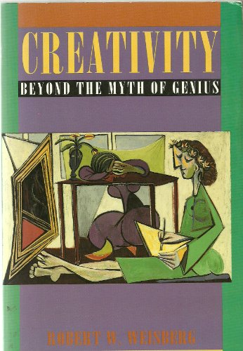 Creativity Beyond the Myth of Genius 2nd 1993 edition cover