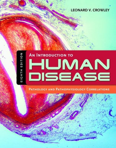 Introduction to Human Disease Pathology and Pathophysiology Correlations 8th 2010 edition cover