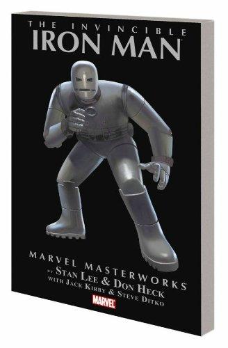 Invincible Iron Man   2010 edition cover