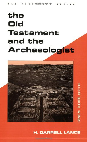 Old Testament and the Archaeologist  N/A 9780800604677 Front Cover