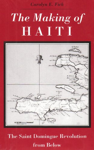 Making of Haiti The Saint Domingue Revolution from Below  1990 edition cover