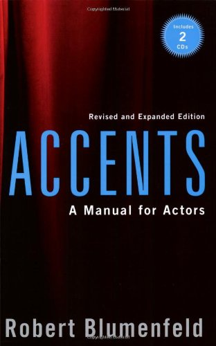 Accents A Manual for Acting 2nd 2001 (Revised) edition cover