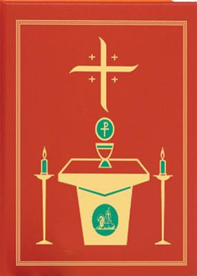 Roman Missal:   2011 edition cover