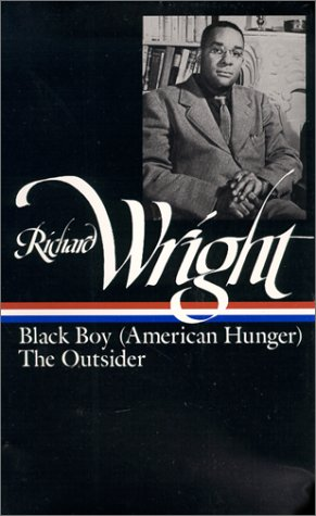 Richard Wright Black Boy (American Hunger); the Outsider N/A edition cover
