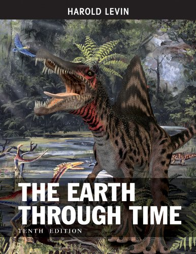 Earth Through Time  10th 2013 9781118254677 Front Cover