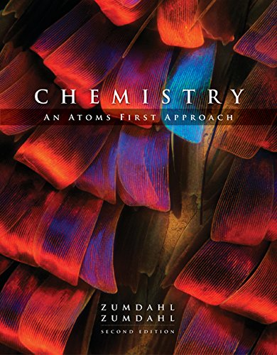 Chemistry: An Atoms First Approach  2015 9781305632677 Front Cover