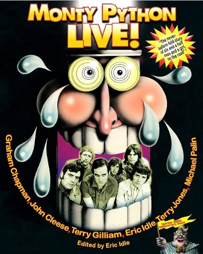 Monty Python Live!   2009 9781401323677 Front Cover