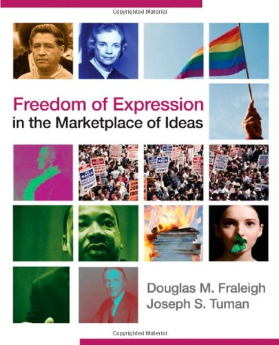Freedom of Expression in the Marketplace of Ideas   2011 edition cover