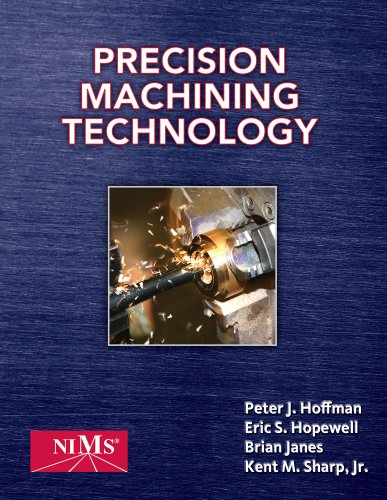 Precision Machining Technology   2012 edition cover