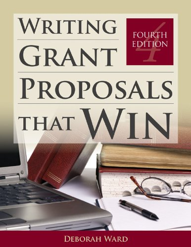 Writing Grant Proposals That Win  4th 2012 edition cover