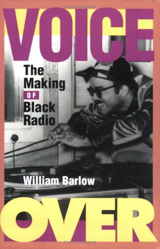 Voice Over The Making of Black Radio  1998 9781566396677 Front Cover