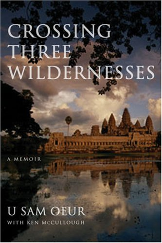 Crossing Three Wildernesses   2005 edition cover